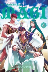 Magi: the labyrinth of magic #04