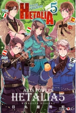 Axis Powers Hetalia #5